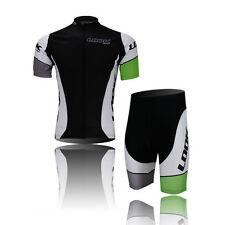 Mens Clothing For Cyclist Bike Cycling Clothing Bicycle Jersey Bib Shorts Sleeve