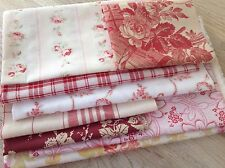 New/Vintage cotton FABRIC  bundle  CRAFT PATCHWORK French & Laura Ashley
