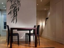 Vinyl Wall Decal Sticker Hanging Bamboo Leaves #427A