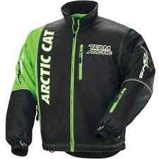 Arctic Cat™ Men's Team Arctic Premium Snowmobile Jacket - Lime - 5260-15_