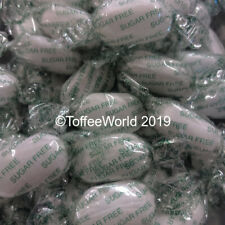 Stockleys Sugar Free Chocolate Mints Diabetic Choc Mint Retro Wrapped Sweets