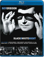 NEW ROY ORBISON - BLACK & WHITE NIGHT - BLU-RAY DISC - ONLY THE LONELY - SEALED