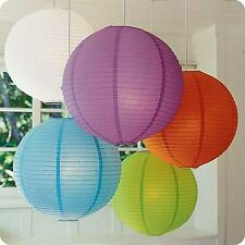 Paper Lantern Shade for Pendant Lamp Wedding Party Meeting Home Decoration