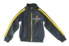 AC/DC Trunk LTD Who Made Who Kids Youth Zip Track Jacket New Official