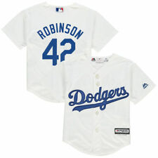 Jackie Robinson Majestic Los Angeles Dodgers Baseball Jersey - MLB