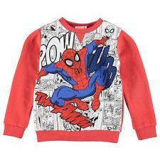 Character Kids Sweater Infant Boys All Over Pattern Long Sleeve Crew Neck