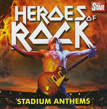 HEROES OF ROCK -- DAILY STAR PROMO MUSIC CD