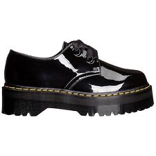 Dr.Martens Holly Patent Lamber Black Patent Womens Shoes