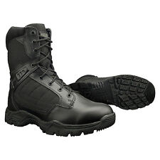 Magnum Boots Mens RESPONSE II 8 Inch Leather Military Police Tactical 5288 Black