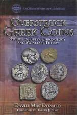 Overstruck Greek Coins by MacDonald (2009, Paperback)