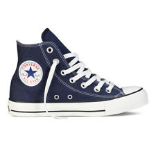 Converse Chuck Taylor All Star Sneakers High Navy Blue Shoes Canvas