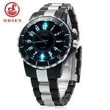Mens Watch Fashion Watches Quartz Waterproof Boys Girls Sports Women Wristwatch