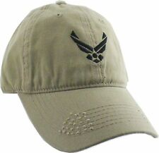 Air Force USAF Logo Unstructured Mens Cap
