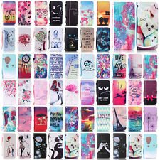 -YPKT Pattern Strap Leather Case Cover For Apple iPhone 7 6 6S Plus 5S 5C 4S 4G