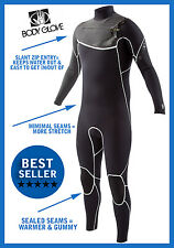 NEW! Body Glove Prime Mens Surfing Wetsuit 4/3mm Surfing Diving STRETCHY 13124