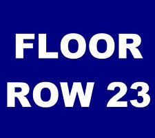 Red Hot Chili Peppers tickets Glendale Gila River Arena Phoenix The RHCP 3/4
