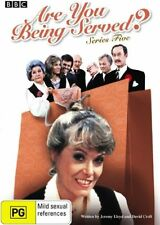 ARE YOU BEING SERVED ? SERIES 5 : NEW DVD