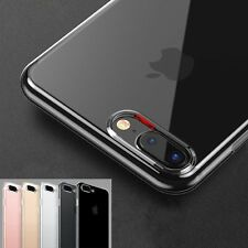 Clear Ultra thin Silicone/Rubber/Gel Soft Case Cover For Apple iPhone 7 Plus 5.5