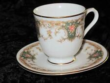 REPLACEMENT or COLLECTABLE Fine china Cup & Saucer Noritake Japan Rivervale 480