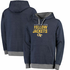 Georgia Tech Yellow Jackets Elevation Hoodie - Navy - College