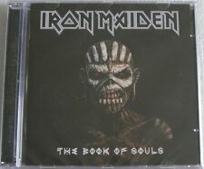 IRON MAIDEN THE BOOK OF SOULS 2CD MADE IN BRAZIL LIMITED 2nd PRESSING 3000COPIES