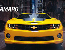 2013 Chevrolet Camaro 32-page Original Sales Brochure Catalog - Chevy SS ZL1