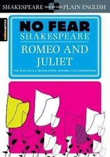 Romeo and Juliet (No Fear Shakespeare) New Paperback Book William Shakespeare