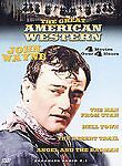 The Great American Western - John Wayne 4-Film Collection (DVD, 2003 Four Films)