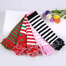 Baby Girls Kneepad Tight Stocking Socks Children Kids Leg Warmers Sheeve Sock