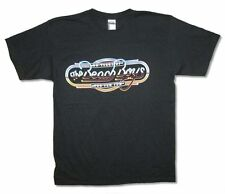 The Beach Boys 50 Years of Fun Tour 2014 Mens Black T Shirt New Official Adult