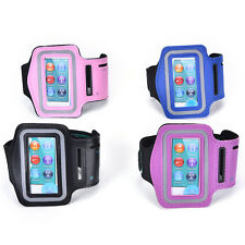 Exercise Sport Running Gym Soft Armband Cover Case for iPod Nano 7th GenerationR