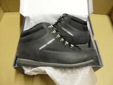 SERGIO TACCHINI MORPH BOOTS BLACK UK SIZE 11 BRAND NEW FULLY BOXED