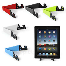 New Foldable Mobile Cell Phone Stand Holder For Smartphone Tablet Pc Universal