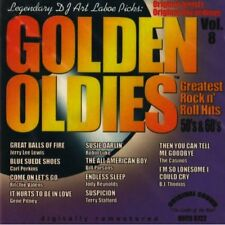 Golden Oldies 8 Various Audio CD