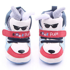 New Baby Girl sneakers Infant Toddler Crib shoes Warm Winter Booties 0-18 months
