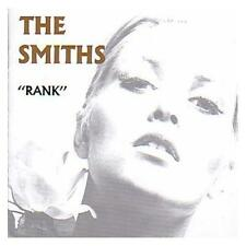 The Smiths Rank Live CD NEW Panic/Ask/Bigmouth Strikes Again/The Queen Is Dead+