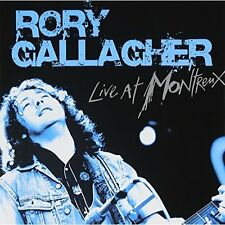 Live at Montreux Rory Gallagher Audio CD