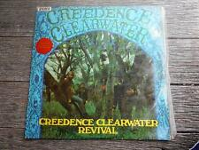 1968 Creedence Clearwater Revival Australia pressing Liberty Festival LP record
