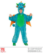 Unisex Boys Girls Plush Dragon Outfit for Animal Welsh Wales Fancy Dress Costume