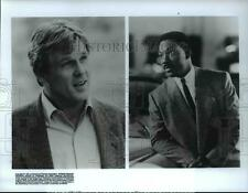 1992 Press Photo Nick Nolte and Eddie Murphy star in Another 48 Hours