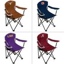 Choose Your NCAA College Team Children's Youth Folding Tailgate Chair by Coleman