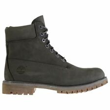 Timberland Mens 6 Inch Premium Boots Lace Up Waterproof Leather Ankle Shoes