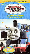NEW SEALED!~Thomas the Tank Engine  Friends - Thomas Gets Tricked (VHS, 1992)