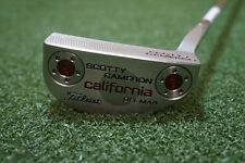 "Titleist Scotty Cameron California Series Del Mar 35"" Putter 286128"