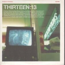 THIRTEEN 13 50 Stories CD 1 Track Promo With Info Stickered Card Sleeve (1313two