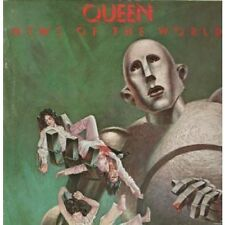 QUEEN News Of The World LP 11 Track Gatefold With Inner Emi/brigadiers Issue (em