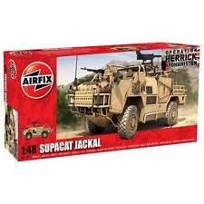 Airfix A05301 MWMIK Jackal 1:48 Scale Series 5 Plastic Model Kit