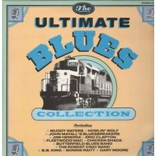 ULTIMATE BLUES COLLECTION Various Artists LP 24 Track Double In Gatefold Sleeve