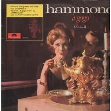 JAMES LAST Hammond A Gogo Vol 2 LP 10 Track Stereo (249043) UK Polydor 1966