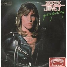 PATRICK JUVET Got A Feeling LP 4 Track Promo With Stamped And Stickered Sleeve (